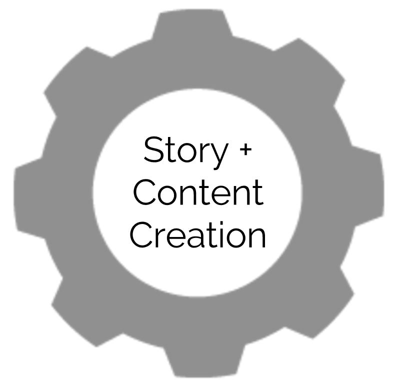Story and Content Creation
